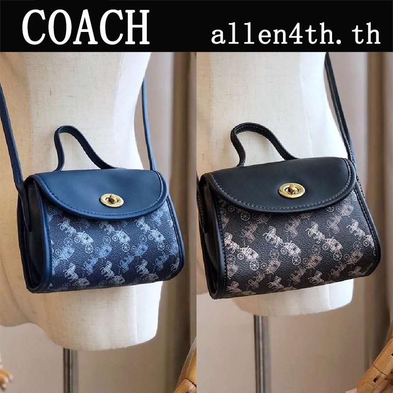 กระเป๋าผู้หญิง Coach แท้ F3002 กระเป๋าถือผู้หญิง / crossbody bag / กระเป๋าสะพายข้าง / กระเป๋าforever young