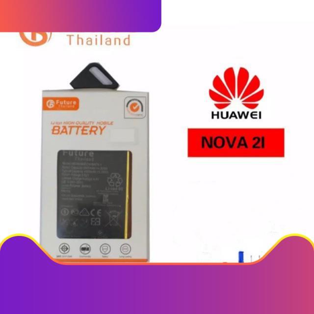 ♫แบตเตอรี่ Huawei Nova2i / Nova3i / P30 lite / Honor7x งาน Future พร้อมชุดไขควง แบตNova2i แบตNova3i แบตP30lite❁