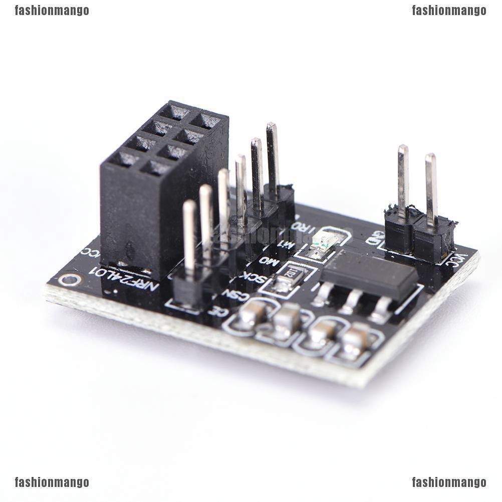 2PCS Arduino NRF24L01 2.4GHz Wireless RF Transceiver Module for Arduino Hot