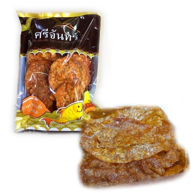 ขนมตัวปลา ปลาแผ่น ปลาแผ่นหวาน ตัวปลา ปลาแผ่น (500 กรัม)