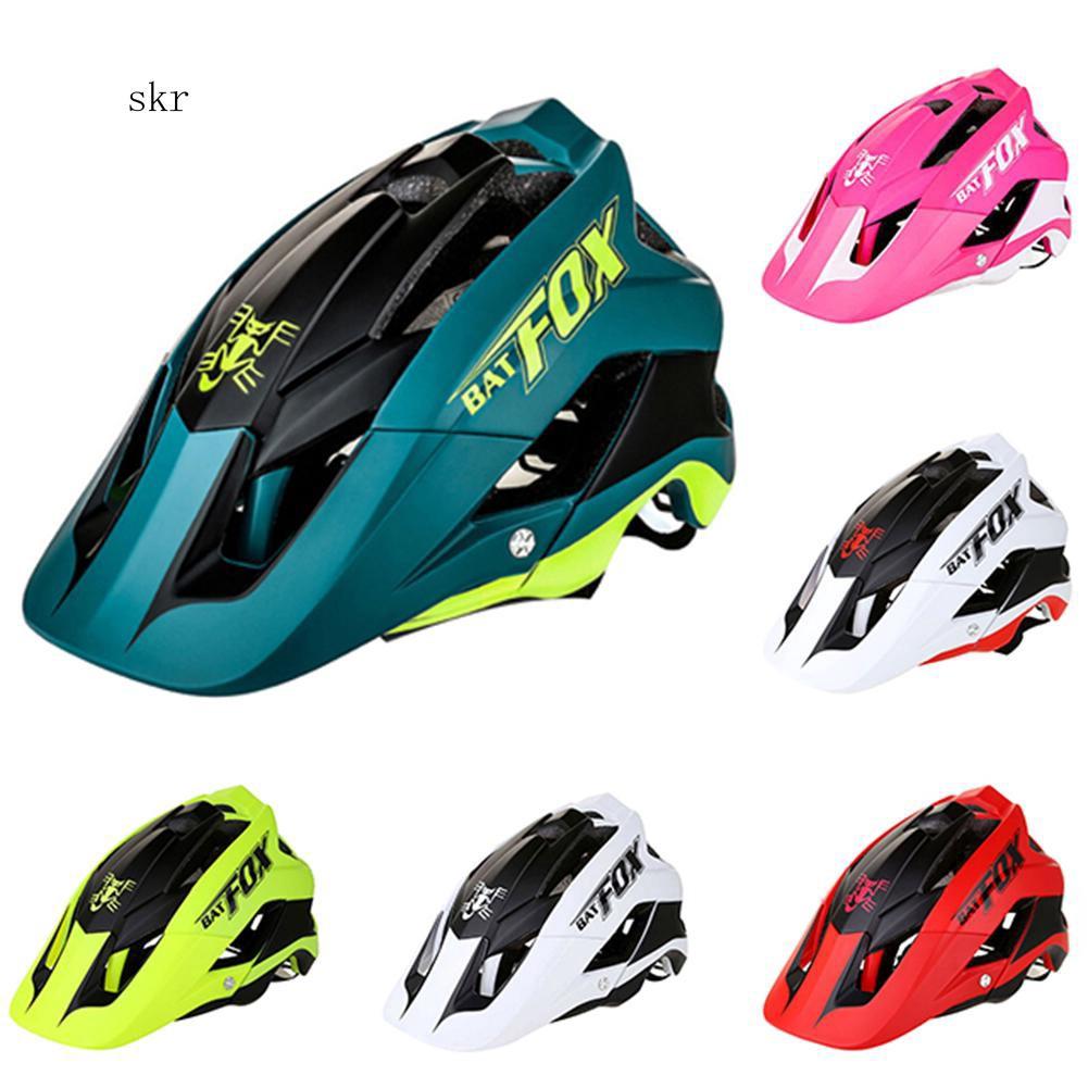 Bicycle Helmet Unisex MTB Road Bike Cycling Safety Helmet Ultralight Breathable