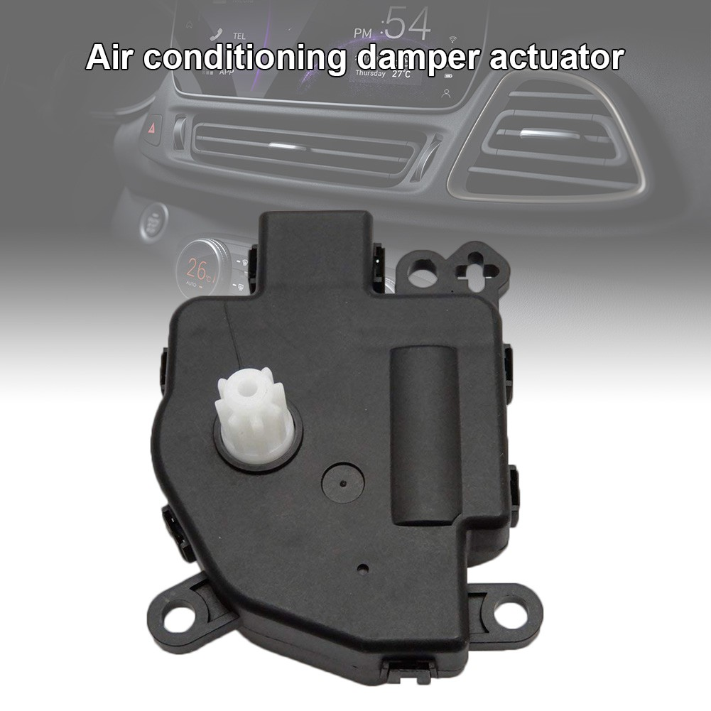 3D❤ Heater Blend Door Actuator 68018109AA for Chrysler 200 Dodge Avenger  Jeep Compass Ram
