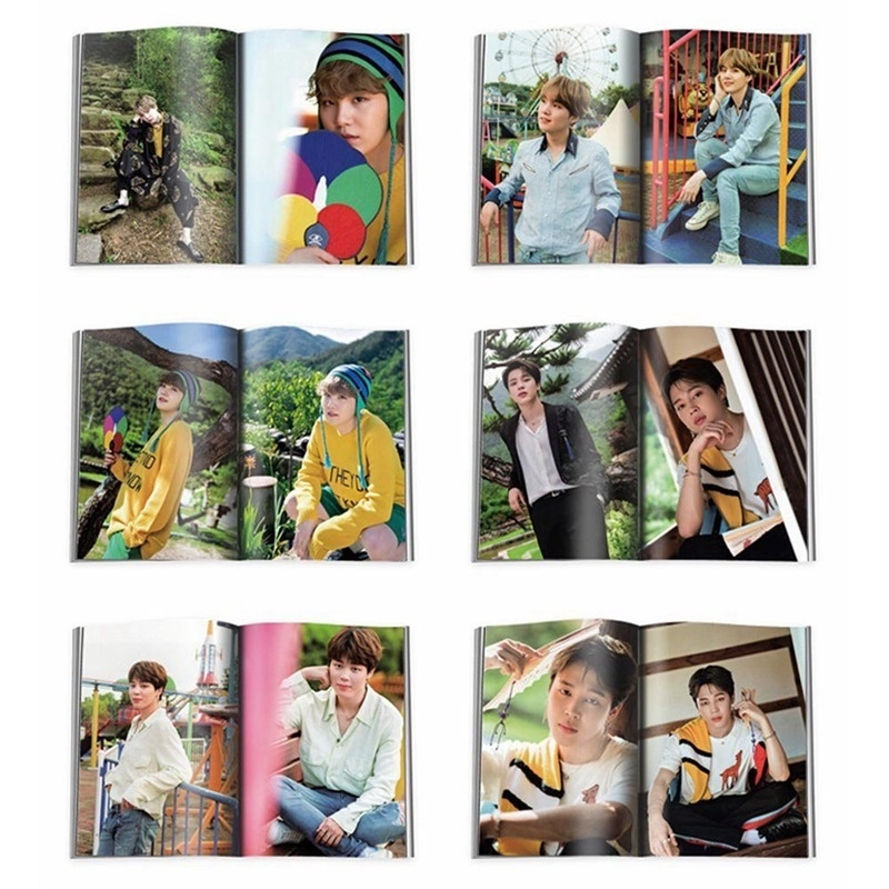 27Page/Book Kpop Bts 2019 Summer Package In Korea Mini Photo Album Collectable Goods Fans Gift