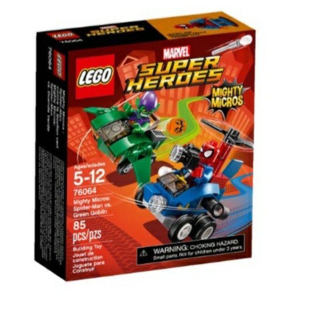 Lego Marvel Mighty Micros 76064
