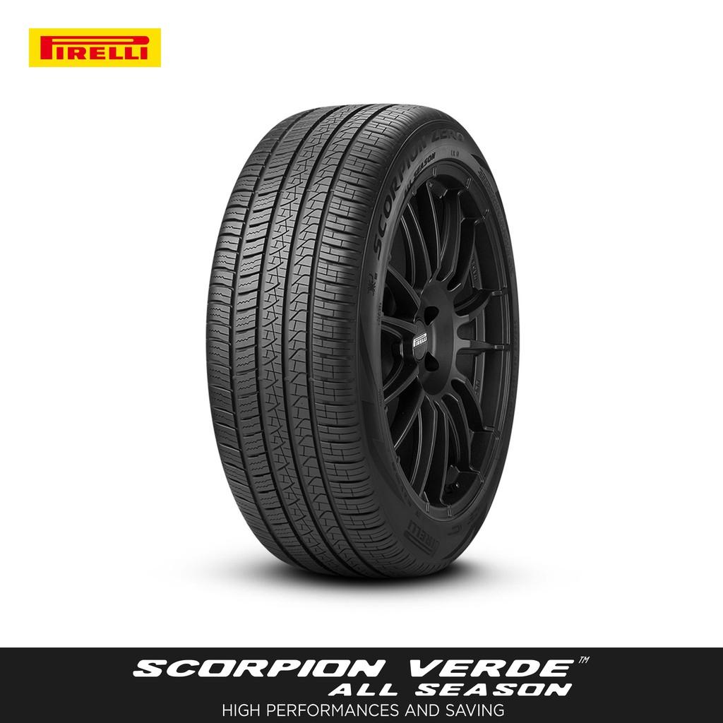 [ติดตั้งฟรี 265/65R17] PIRELLI ยางรถยนต์ รุ่น SCORPION VERDE ALL SEASON (1 เส้น) (สอบถามสต็อกก่อนสั่งซื้อ)
