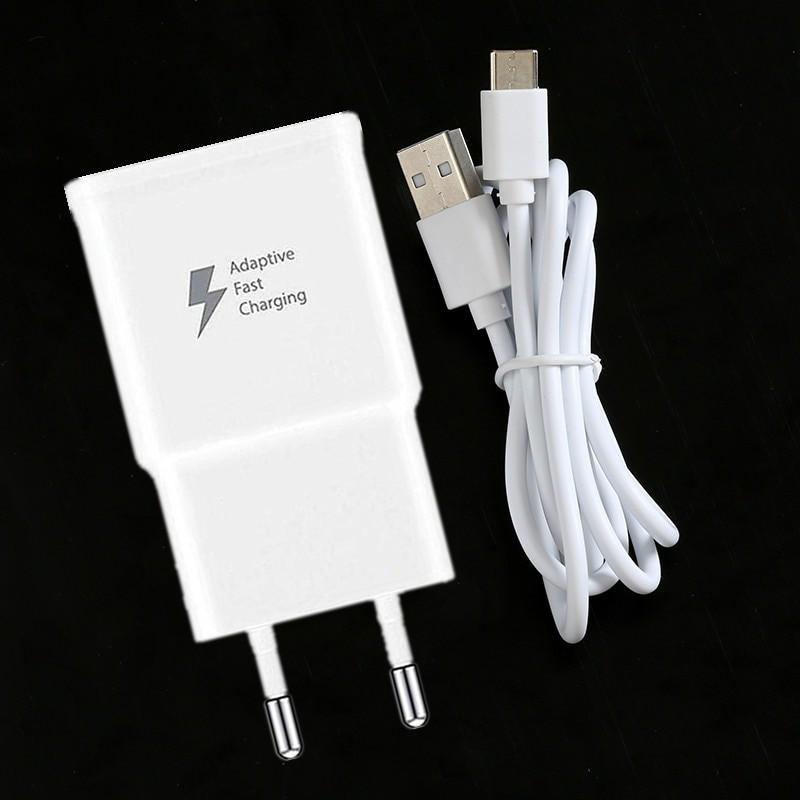 อุปกรณ์ชาร์จโทรศัพท์มือถือ Usb พร้อมสายชาร์จสําหรับ Samsung S 20 A 51 A 71 A 81 Honor Redmi 30 20 10 Note September 8 Pro Type C Data 2a