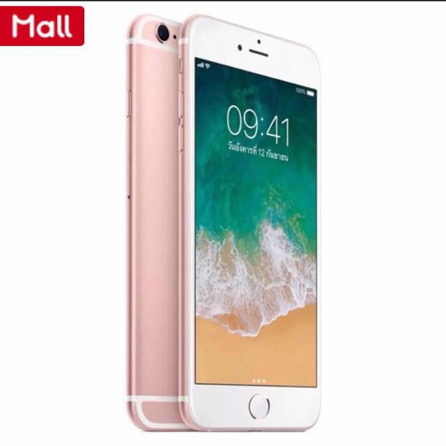Apple(แอปเปิ้ล)iPhone 6s plus 16/64G  100%แท้  ไอโฟน 6sp  โทรศัพท์มือถือมือสอง iPhone 6s plus