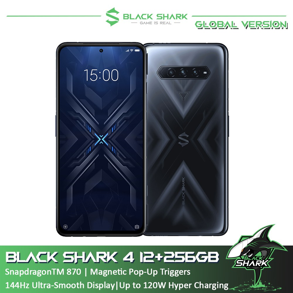 Black Shark 4 (12+256GB)