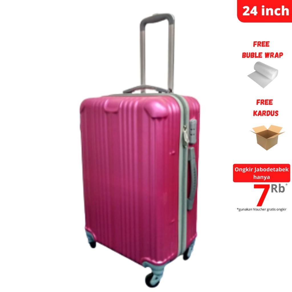 Robert Ansell กระเป๋าเดินทางใยไฟเบอร์ 24 นิ้ว 24 นิ้ว Abs / กระเป๋าเดินทาง / กระเป๋าเดินทาง