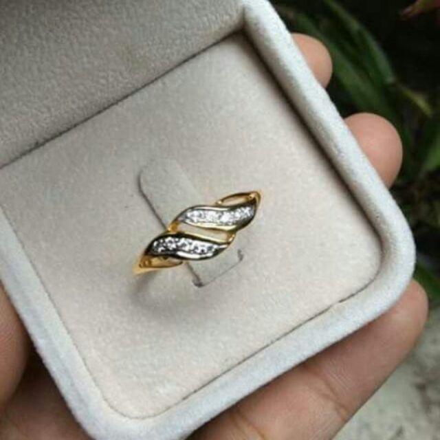 แหวนเพชรสั่งทำ...กรุณาสอบถามราคาอีกครั้ง idline : nhokprinn / เพจแหวนทอง / IG : nhok.prinn