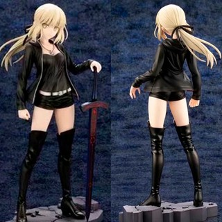Review ฟิกเกอร์ Anime Fate Saber Girl PVC Action Figure