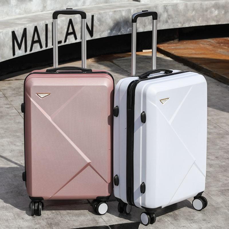 กระเป๋าเดินทางมีล้อเลื่อนขนาดเล็ก 24 นิ้ว 20 นิ้ว 26