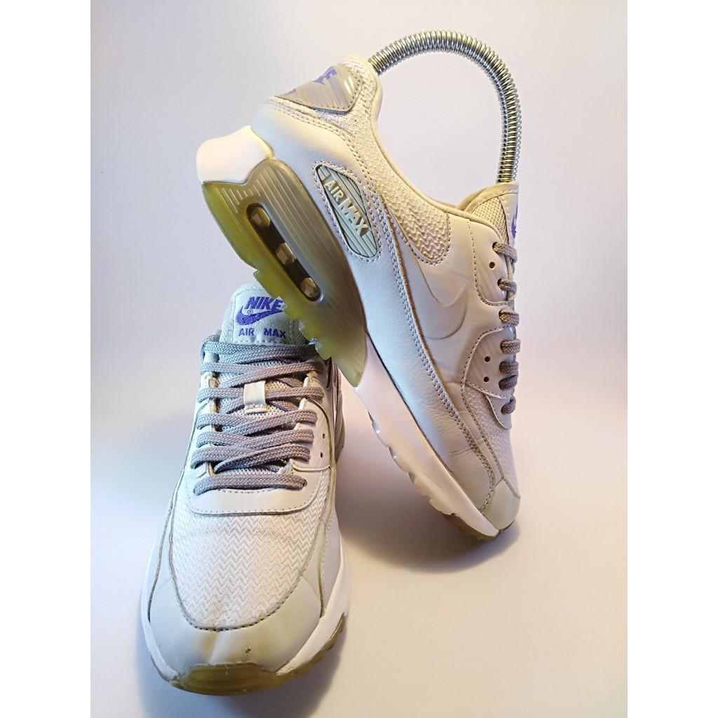 รองเท้าผ้าใบ Nike airmax 90 มือสองของแท้ 37.5 ยาว 23.5 cm