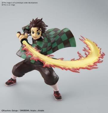 [Pre-order:2021-08]  Model Kit Demon Slayer Model Kit  KAMADO TANJIRO [Hinokami Kagura] Figure