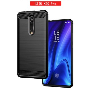 Review เคส redmi k20 pro , Mi 9T , K20 Case Ultra Thin Carbon Fiber เคสk20pro เคสmi9T