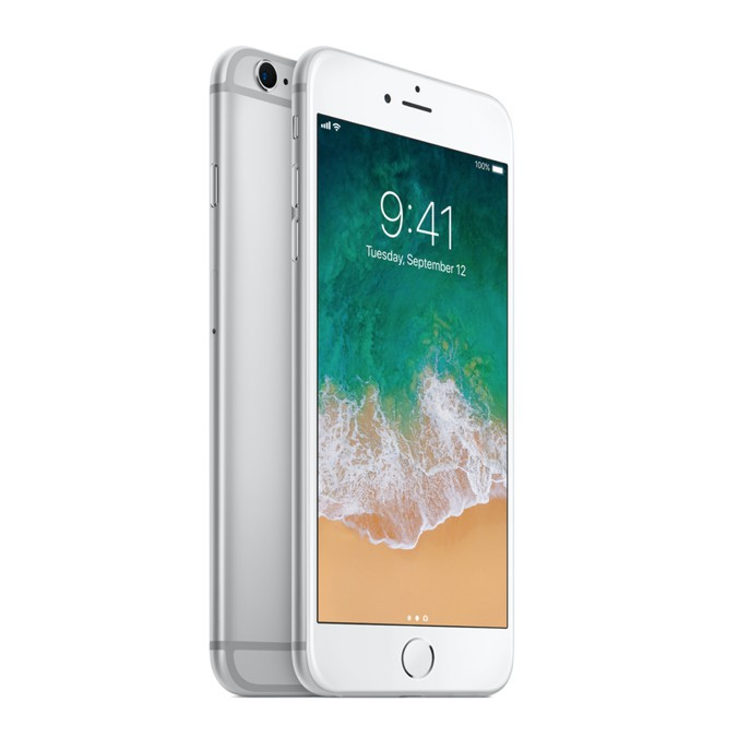 【【สินค้าที่มีอยู่  มือสอง】โทรศัพท์มือถือมือสองของแท้  Apple iPhone 6 Plus 16 GB 64GB