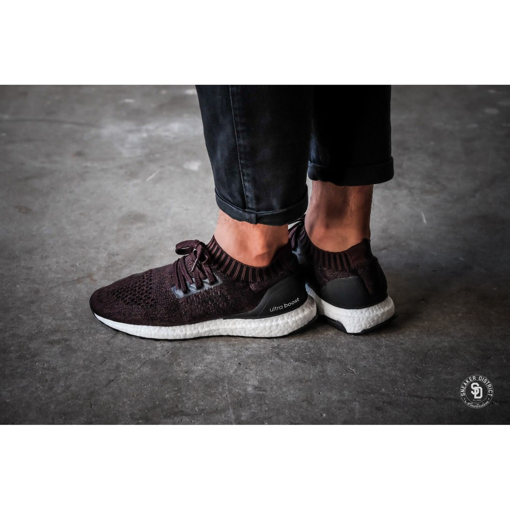 01962efb482 ... adidas UltraBOOST Uncaged BY2552 - Dark Burgundy . ...
