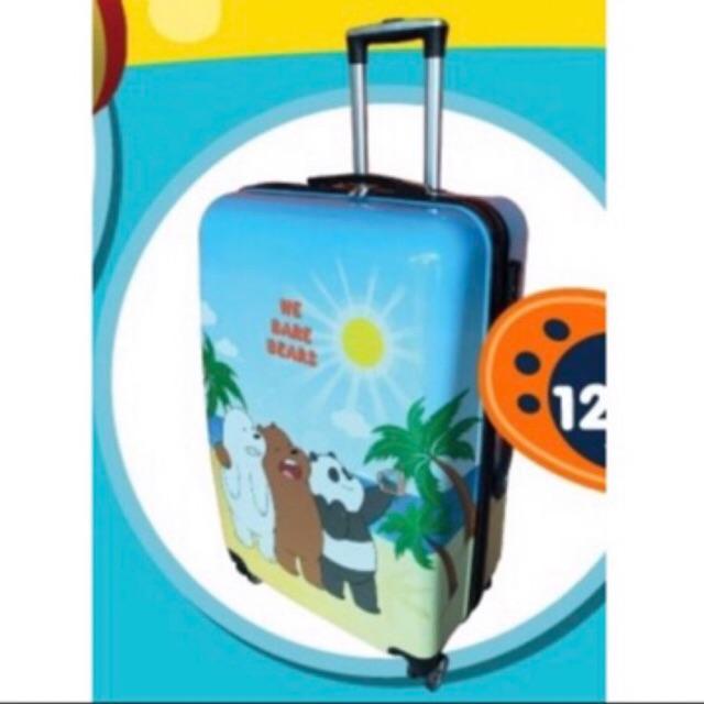 """กระเป๋าเดินทาง 28""""พร้อมส่งคะ"""