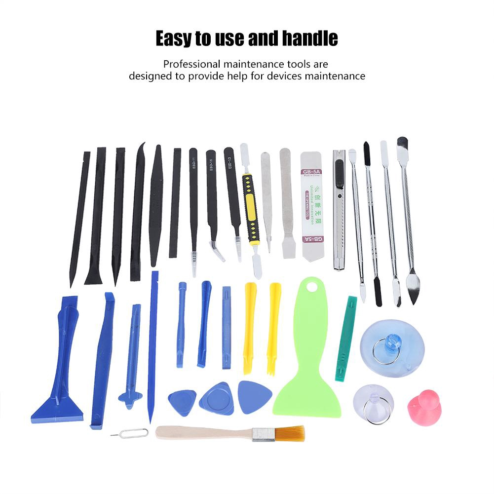 Professional Pry Tool Repair Kit Smart Phone Disassembly Open Electronic Case