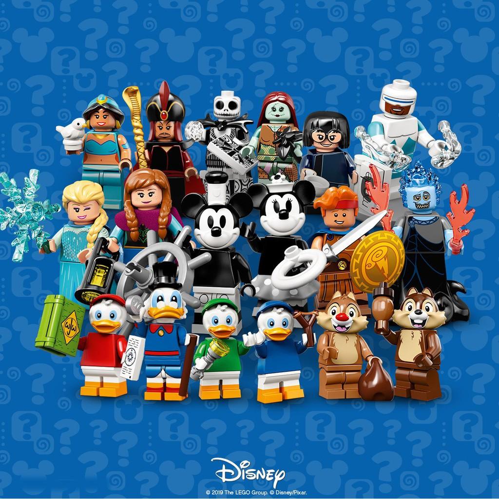 LEGO Disney Series 2 Minifigures ELSA FROZEN PRINCESS  71024