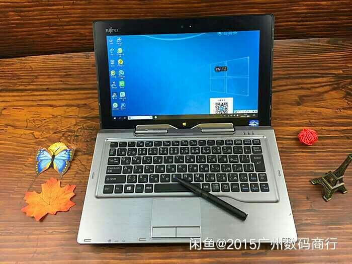 Fujitsu q702 two in one tablet i5 third generation handwriting notebook computer with keyboard Fujitsu iMaE