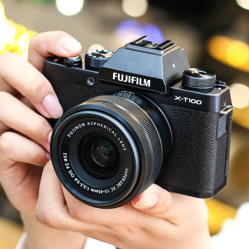 ツⅾFujifilm/มือสอง Fuji XT10 XT20 xt30กล้องไมโคร SLR ดิจิตอล Retro HD TRAVEL
