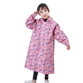 ⭐ของใหม่ !!Cartoon Pepe Pig Children'S One-Piece Raincoat Hiking Waterproof Clothing