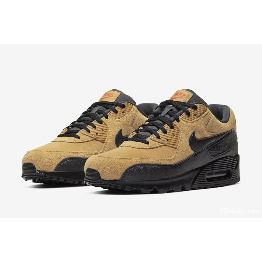 NIKE AIR MAX 90 men's casual shoes air cushion