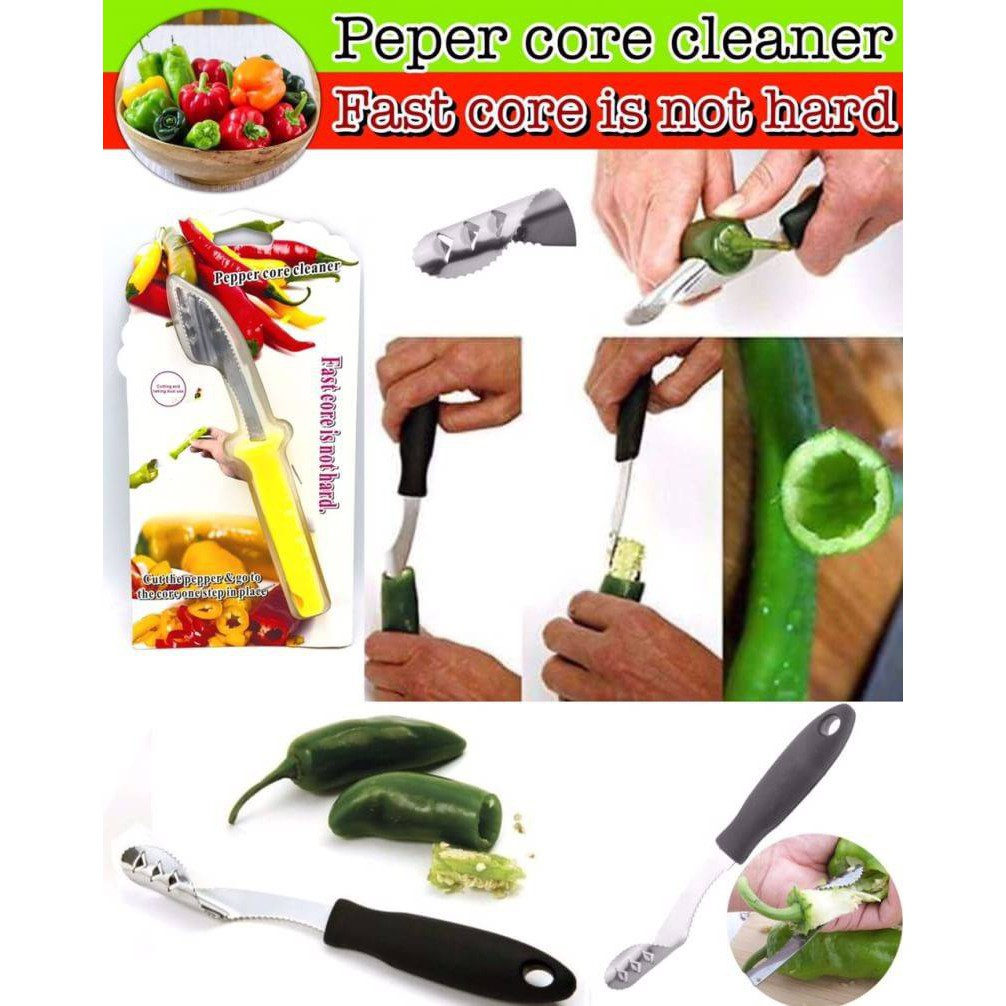 Image result for PEPPER CORE CLEANER