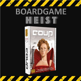 Coup [English Edition] [BoardGames]