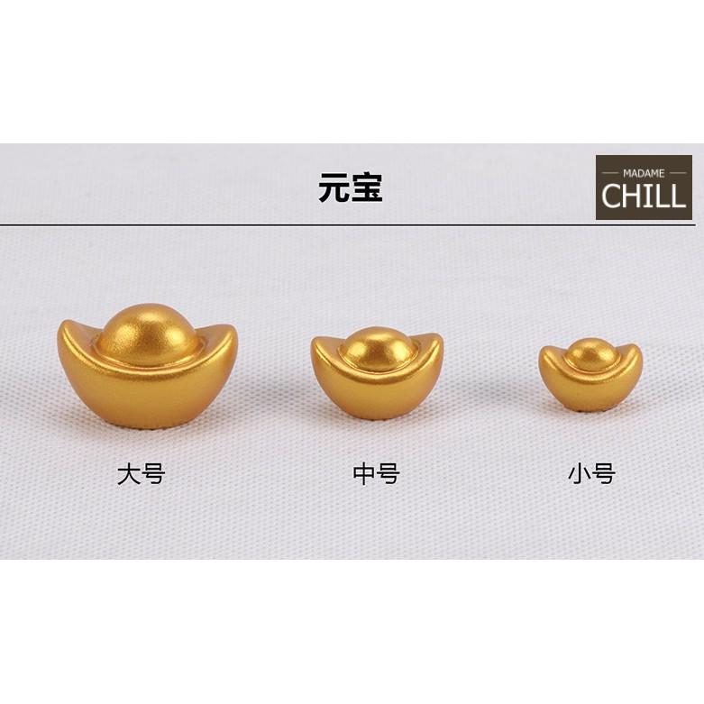 [MC166] ตุ๊กตุ่นจิ๋ว ทอง ทอง ทอง ⛏ (1 อัน ราคา 6 - 15 บาท)