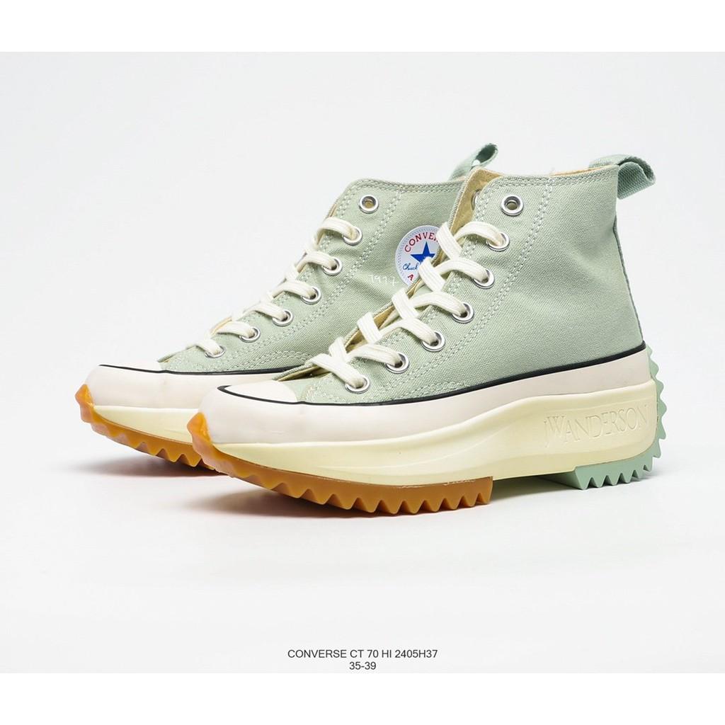 Converse run star hike x jw andersonรองเท้าผู้หญิง