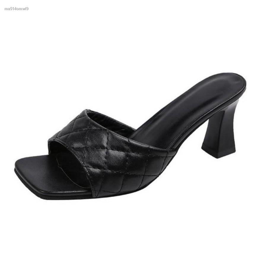 ☸รองเท้าคัชชูแฟชั่นผู้หญิงสไตล์เกาหลี รองเท้าแฟชั่นผู้หญิง  F140 สีดำ