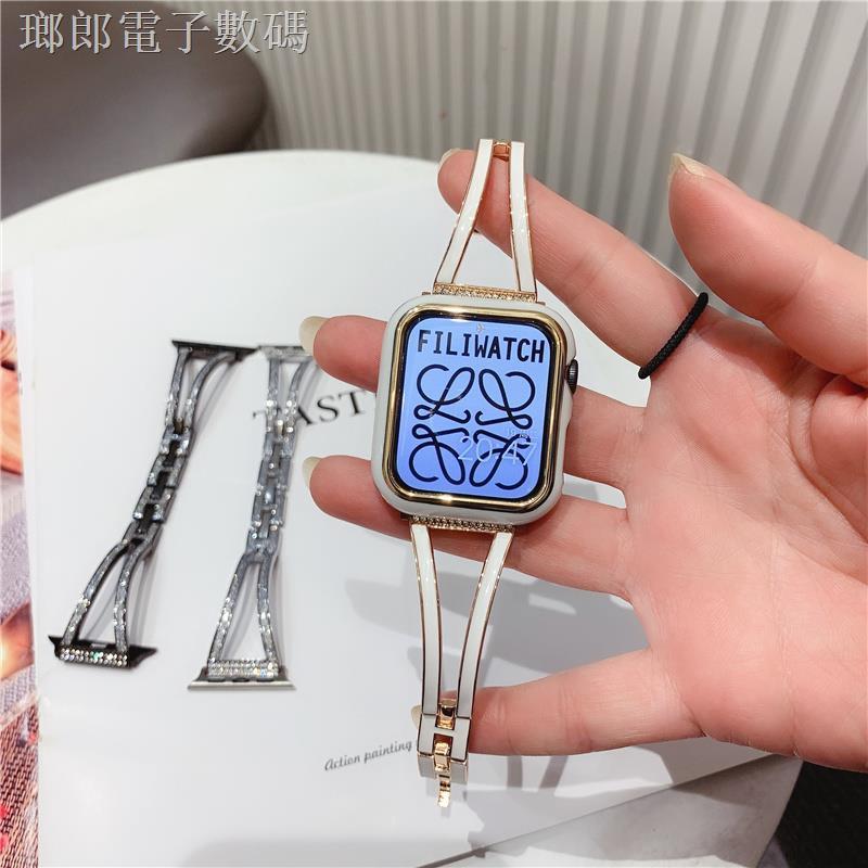 สายนาฬิกาข้อมือโลหะ Applewatch 6 / Se