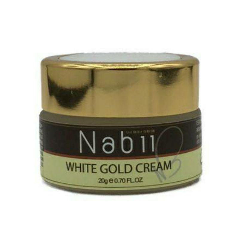 Nabii White  Gold cream