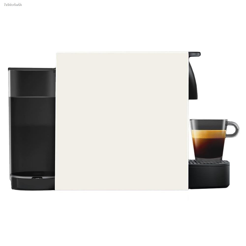 ▼☃♟เครื่องชงกาแฟแรงดัน NESPRESSO ESSENZA MINI สีขาว เครื่องทำกาแฟ เครื่องชงกาแฟ เครื่องบดกาแฟ ชงกาแฟ ที่ชงกาแฟ เครื่อง