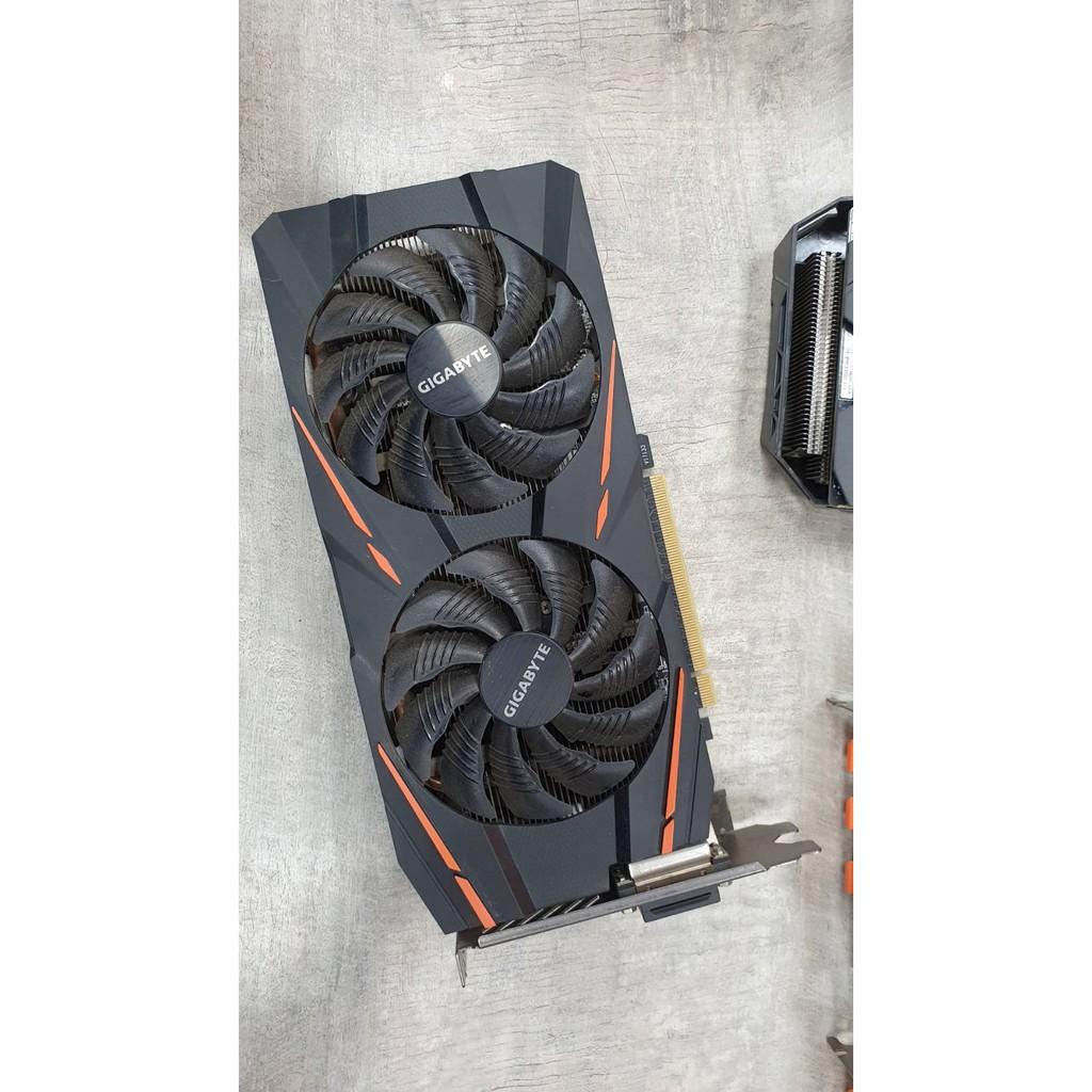 AMD RX 580/8GB GIGABYTE (D5) มือสอง 1 ใบ