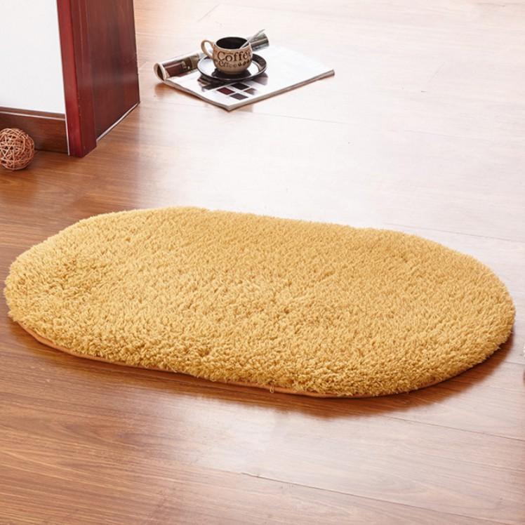 💕NL30x30CM Comfortable Bedroom Living Room EVA Velvet Carpet Children Playmat | Shopee Thailand