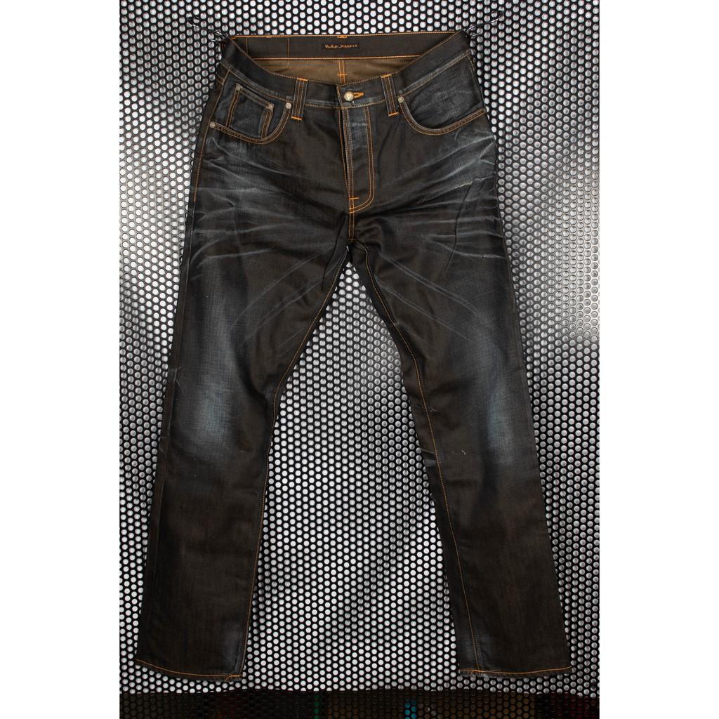 Nudie Jeans Big Bengt Night Thunder 32/34 33/34 34/34 ของแท้ 100%