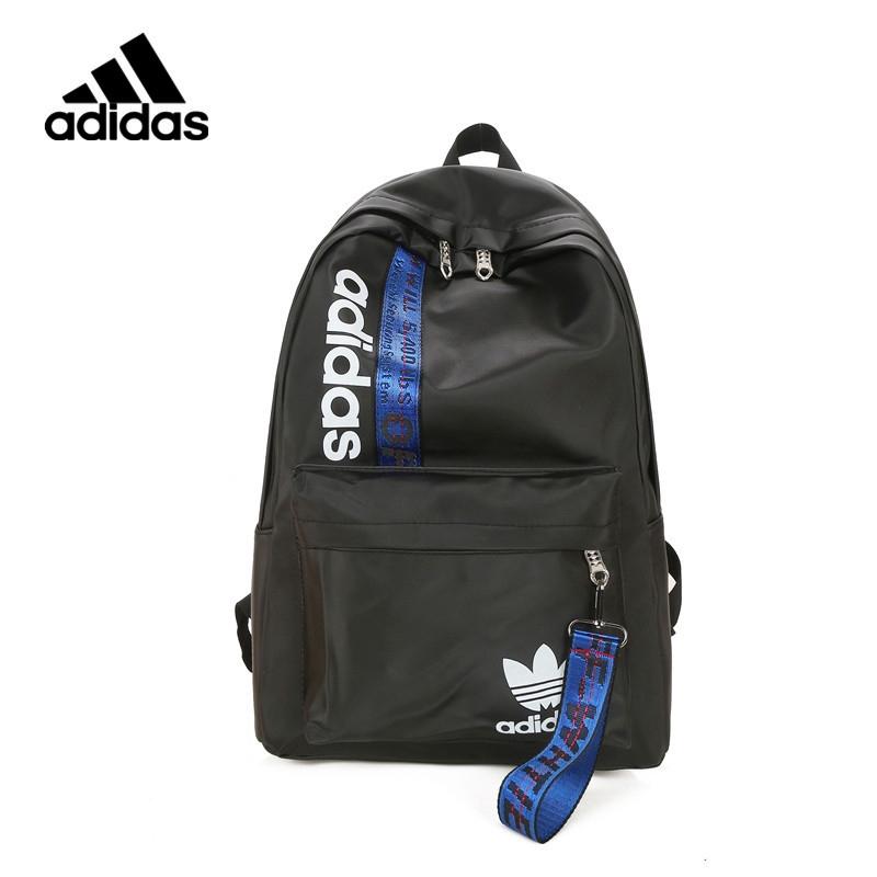 『จริงๆ』 กระเป๋าเป้สะพายหลังของผู้ชายใหม่ อาดิดาส Adidas Men Women Backpack