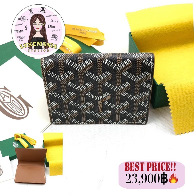 👜: New!! Goyard Compact Case Compact