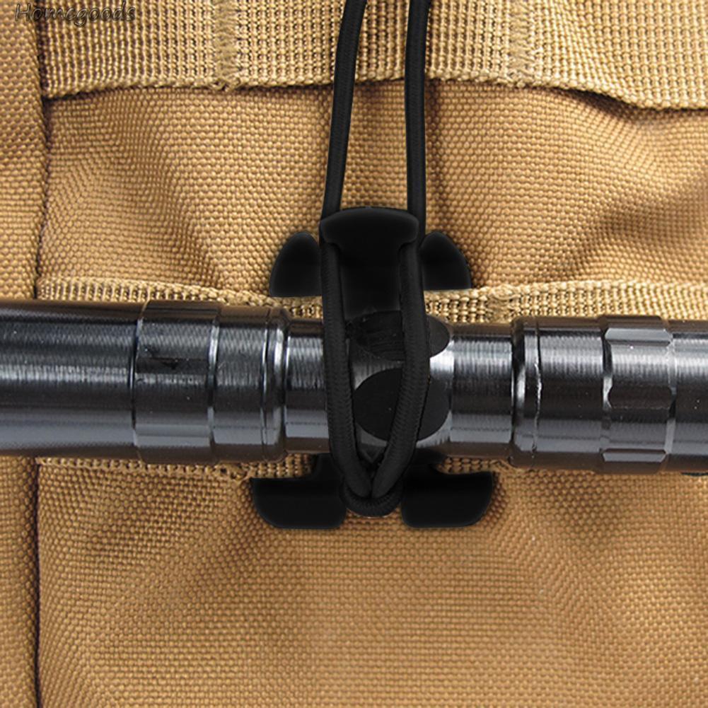 อุปกรณ์คลิปตะขอเกี่ยวกระเป๋าเป้สะพายหลังเหมาะกับการพกพาเดินทาง