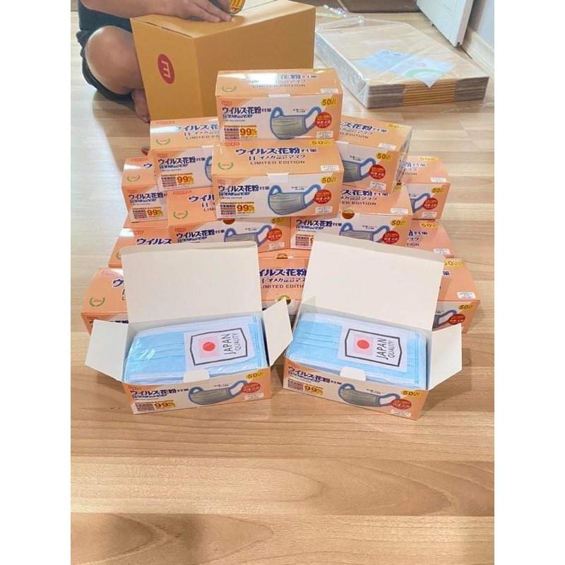 หน้ากากอนามัยญี่ปุ่น BIKEN กันไวรัส+PM2.5 🇯🇵