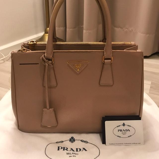 กระเป๋า Prada Saffiano มือสอง