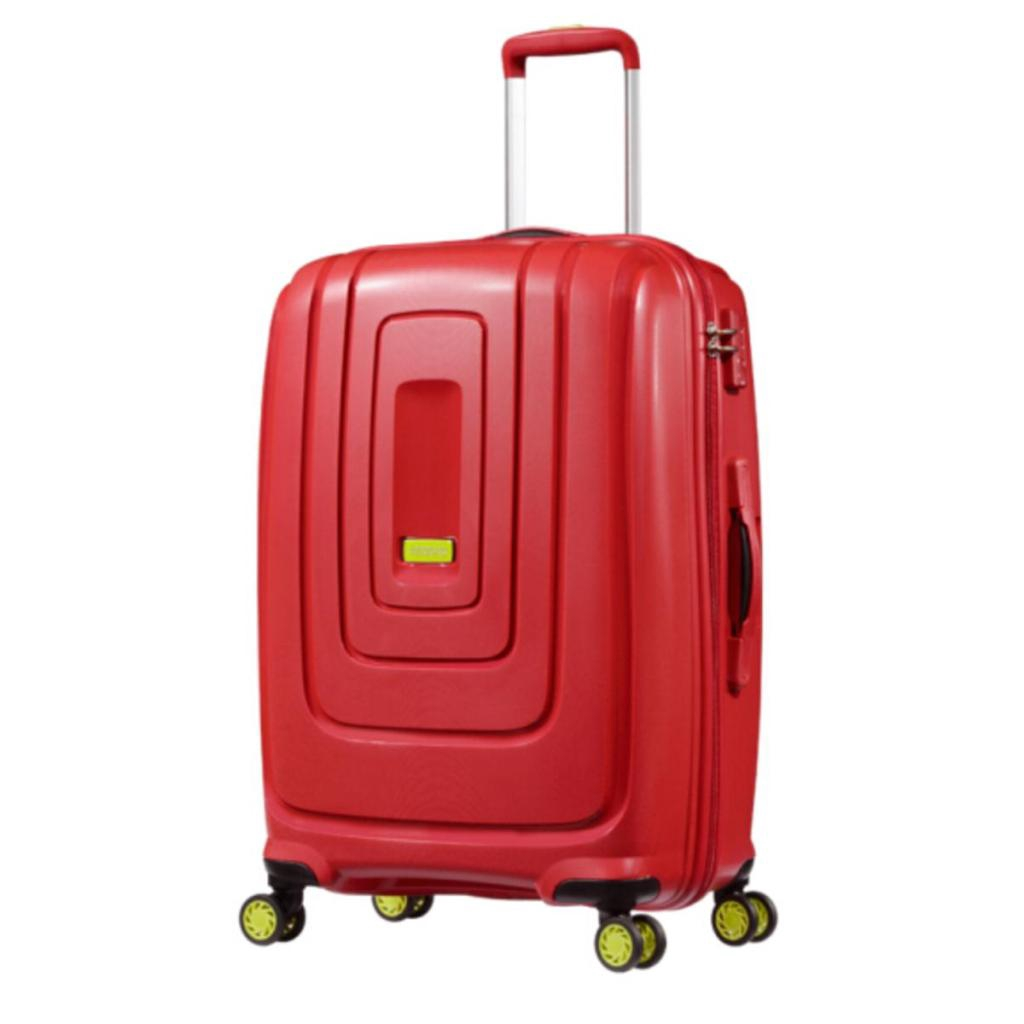 AMERICAN TOURISTER กระเป๋าเดินทางล้อลาก รุ่น LIGHTRAX (25นิ้ว) SPINNER 69/25 TSA แฟชั่น