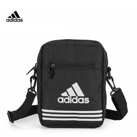 ของ-แท้  อาดิ--ดาส/Adidas กระเป๋าสะพายข้าง กระเป๋าสะพายพาดลำตั กระเป๋าแฟชั่น Waist Bag กระเป๋าสะพายไหล่ กระเป๋าเดินทาง