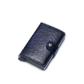 Ladies Men Wallet Credit Case Card Holder PU Leather RFID Blocking Zipper Pocket