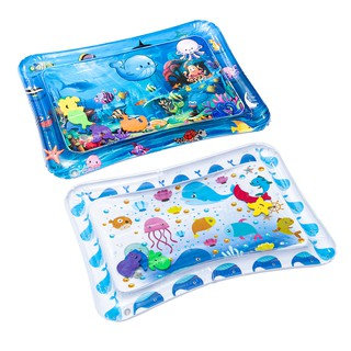 Inflatable Baby Water Mat Early Education Improve Learning Skill Toys for K