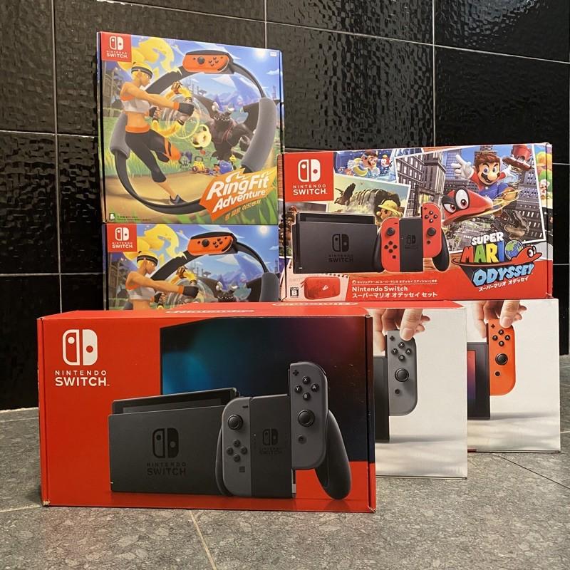 Nintendo Switch กล่องแดง /กล่องขาว/ LITE   สินค้ามือสองคัดสภาพ ใช้งานปกติ100 % สินค้าพร้อมส่ง ( ผ่อนผ่านบัตรเครดิตได้ )
