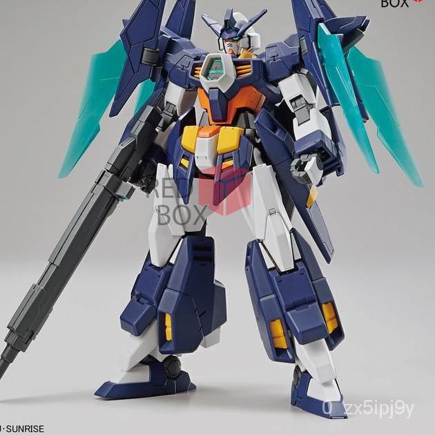 Oke rice Hg Gundam Try Age Magnum Hgbd Hgbd: R Bandai Gunla Build Divers Rerise#¥%¥# Wvj9